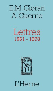 lettres-1961-1978